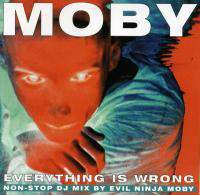 download MOBY : Everything Is Wrong: Mixed and Remixed