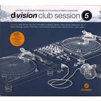 download House - Various Artists : D:vision Club Session Vol. 5