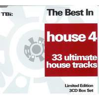 download House - Various Artists : The Best In House Vol.4