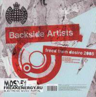 download House - Various Artists : Backside Artists - Freed From Desire