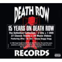 download Rap - Various Artists : 15 Years On Death Row-the Definitive Collection