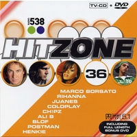 download Soundtrack - Various Artists : Hitzone 36