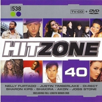 download Soundtrack - Various Artists : Hitzone 40