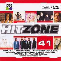 download Soundtrack - Various Artists : Hitzone 41