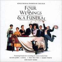 download Soundtrack - Various Artists : Four Weddings And A Funeral