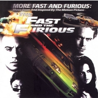 download Soundtrack - Various Artists : The Fast and the Furious ( More Fast and The Furious )