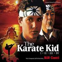 download Soundtrack - Various Artists : The Karate Kid I