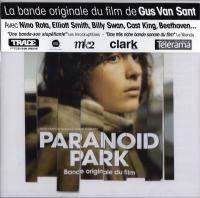download Soundtrack - Various Artists : Paranoid Park