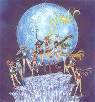 download Soundtrack - Various Artists : Pretty Soldier Sailor Moon Memorial Album of The Musical 2