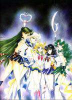 download Soundtrack - Various Artists : Pretty Soldier Sailor Moon Final First Stage