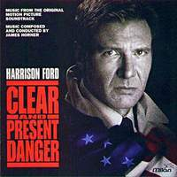 download Soundtrack - Various Artists : Peligro Inminente - Clear And Present Danger