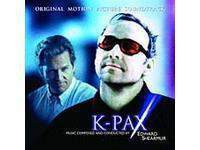 download Soundtrack - Various Artists : K-Pax