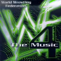 download Soundtrack - Various Artists : WWF The Music, Vol. 4