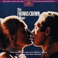 download Soundtrack - Various Artists : The Thomas Crown Affair