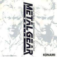 download Soundtrack - Various Artists : METAL GEAR SOLID