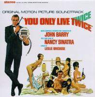 download Soundtrack - Various Artists : You Only Live Twice