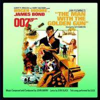 download Soundtrack - Various Artists : The Man With the Golden Gun