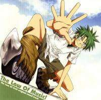 download Soundtrack - Various Artists : Law of Ueki