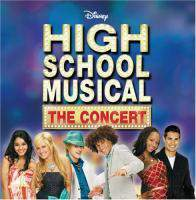download Soundtrack - Various Artists : High School Musical: The Concert
