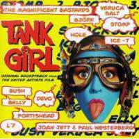 download Soundtrack - Various Artists : Tank Girl