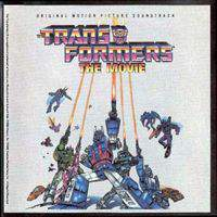 download Soundtrack - Various Artists : The Transformers Score
