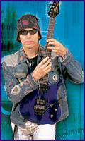 download Joe Satriani's music