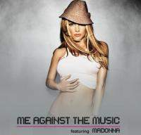 download Britney Spears : Me Against The Music (Single)