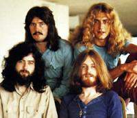download Led Zeppelin's music
