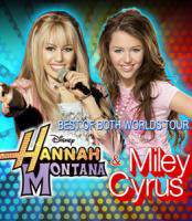 download Hannah Montana And Miley Cyrus : Best Of Both Worlds Concert