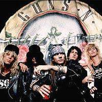 download Guns N' Roses's music