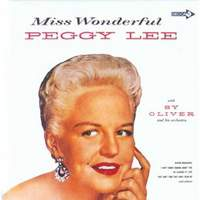 download Peggy Lee : Miss Wonderful
