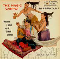 download Mohammed El-Bakkar : The Magic Carpet