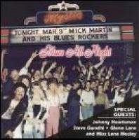 download Mick Martin and the Blues Rockers : Blues all night